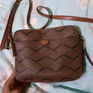 Fossil Slingbag Authentic