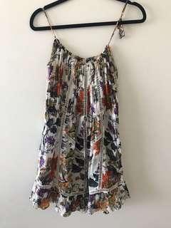 Zimmermann Floral Dress Size 1