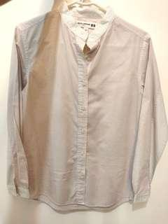 SALE UNIQLO INES DE LA FRESSANGE DRESS shirt top