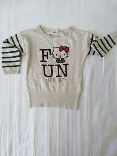 Hello Kitty Knitted Top