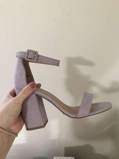 New look heels new !  Kookai Bardot betts