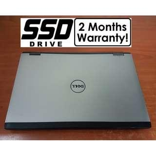 [Speedy SSD i5 Gen2 Laptop] Dell Vostro 3350: FAST! (Core i5 Notebook)