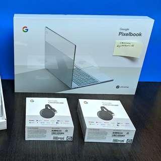 """Google Pixelbook 12.3"""" Multi-Touch 2-in-1 Chromebook"""