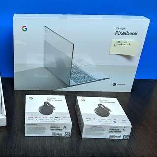 Google Chromecast (3rd Generation, Latest Model)