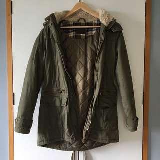 New Look Parka Coat