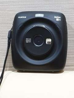 Fujifilm Instax SQ20 Hybrid - Black Matte
