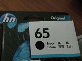 HP Ink Cartridge 65