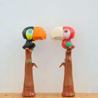 🚚 日本大嘴鳥泡泡器