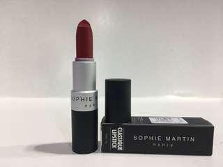 sophie martin Vibrand Touch Matte Lipstick