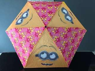 Minion Foldable Umbrella