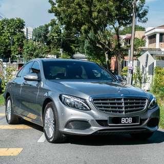 2015 Mercedes Benz C250 2.0 (A)