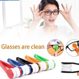 Sun glasses spectacles cleaner