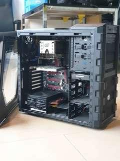 Gaming and workstation pc