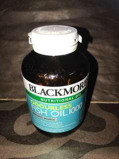 📣 🆕 Blackmores Fish oil 1000 (90粒)