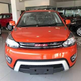 HAVAL H1 1.5 SUV EEV (SUPER PROMOTION / FAST LOAN / LOW INTEREST /MYSTERY GIFT )