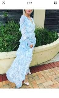 We are kindred maxi gown rrp $390