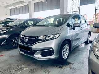 New Honda Fit for rent