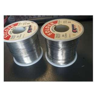 Asahi 63/37 rosin activated core solder wire 1.0mm 1Kg