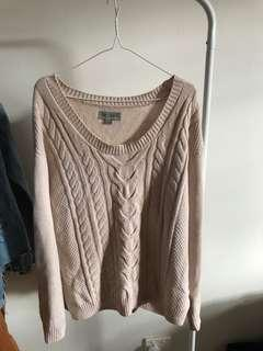 Just Jeans knitted jumper XL