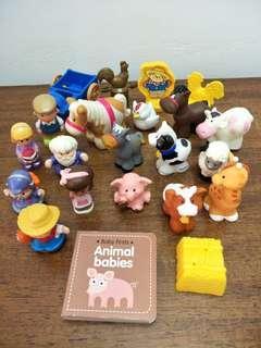 Fisher Price Little People - Farm Set