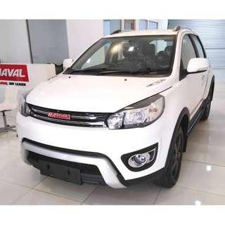 HAVAL H1 1.5 SUV EEV ( CRAZY DEAL / FAST LOAN / READY STOCK )