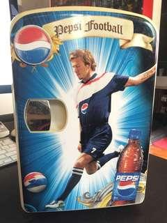🚚 Pepsi David Beckham Mini portable fridge