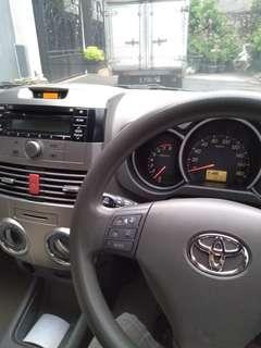 Toyota Rush G 2012 matic