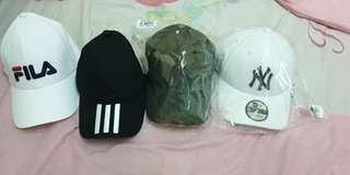 🚚 NY ADIDAS FILA 帽子