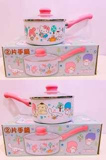 Hello Kitty & Friends cooking pot