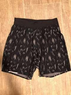 Lululemon Men Hardcore Shorts, Size S