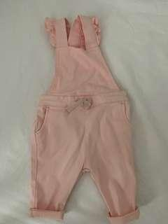 Country road overalls (3-6MO)