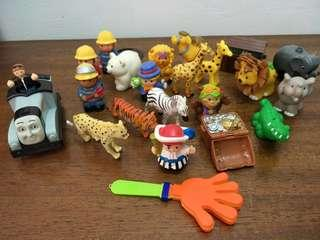 Fisher Price Little People - Circus Time