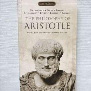 🚚 Philosophy of Aristotle