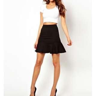 Size 10 | Black Skirt #SwapAU