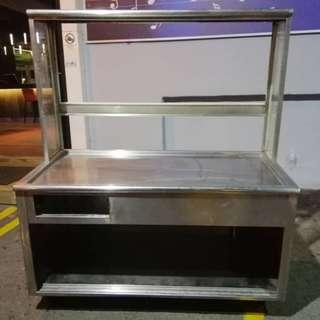 Stainless Steel Rice Stall