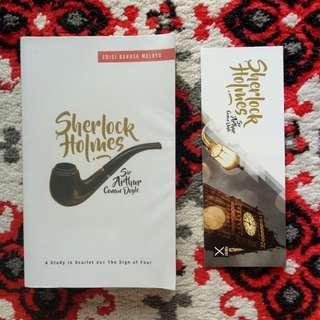 Sherlock Holmes - A Study in Scarlet & The Sign of Four (Edisi Bahasa Melayu)