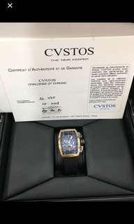 Cvstos Watch