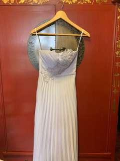 Stunning Evening Gown or Braidsmade dress Size XS