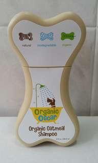 有機寵物沖涼Organic Oatmeal Shampoo燕麥洗毛液