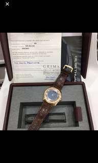 De bethune Watch