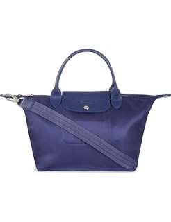 🚚 Longchamp Le Pliage Neo NAVY