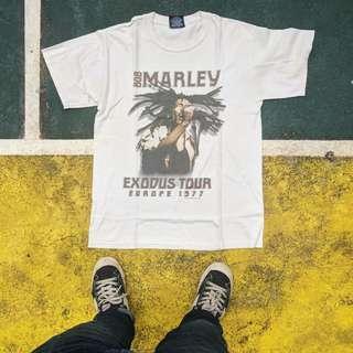 🔥BOB MARLEY OFFICIAL TOUR T SHIRT🔥