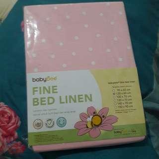 Babybee sprei baby box linen