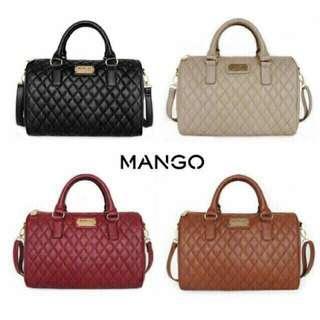 FREE SF FOR MM: Mango Doctor's Bag & Wallet Bundle
