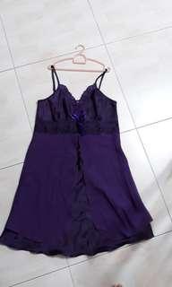 Lace sleepwear
