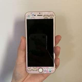 🚚 iPhone 6s 64GB(玫瑰金)