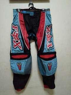 Seluar motorcross MX jenama FOX