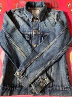 🚚 Visvim SS 103 Denim Jacket Damaged size 0 Bape Nbhd Wtaps