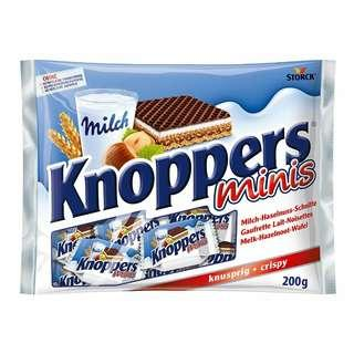 Knoppers mini original