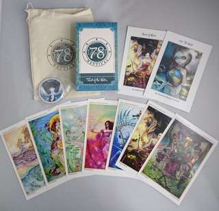 Tarot cards, Toys & Games, Board Games & Cards on Carousell
